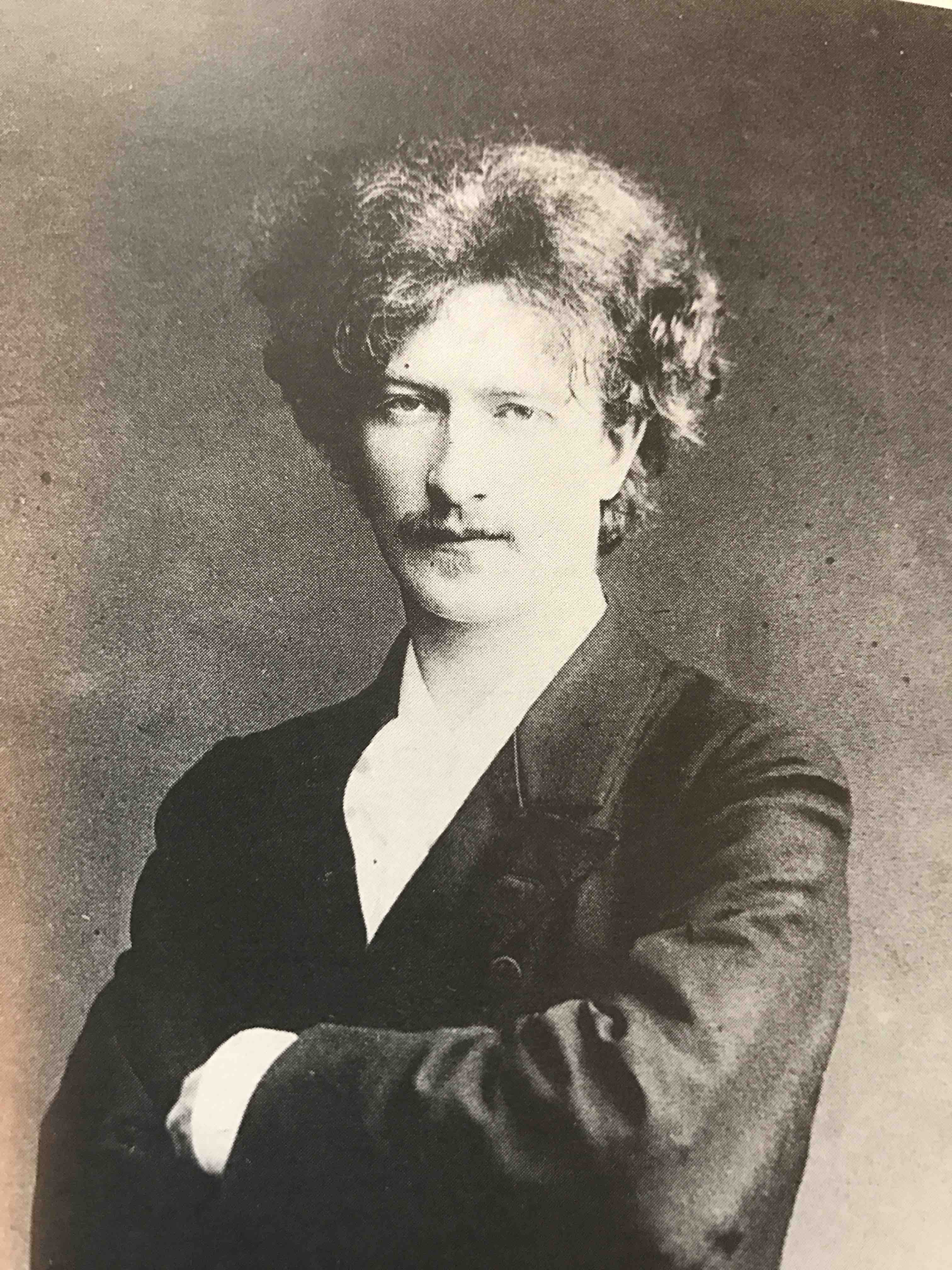 Paderewski Portrait SMALL